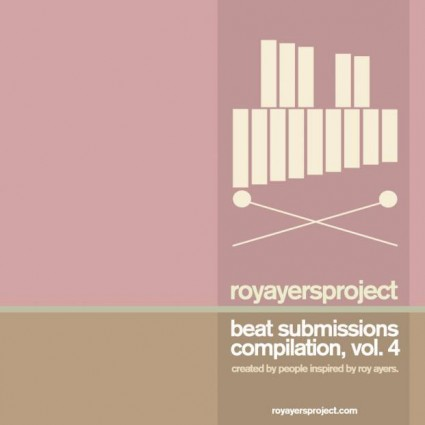 ROY-AYERS-PROJECT-BEAT-COMPILATION-FLYER-volume-4-621x621-1
